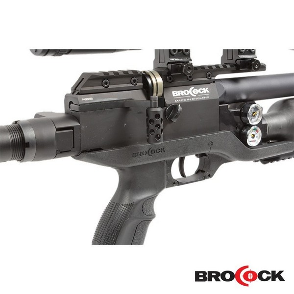 BROCOCK COMMANDER XR MAGNUM HILITE 5.5mm PCP folding Stock