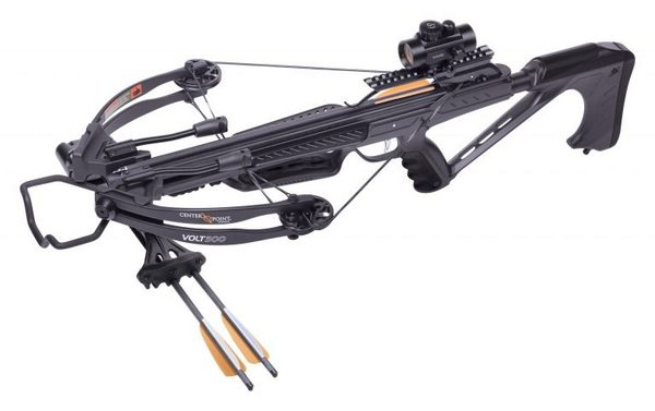Voltage 300 Compound Crossbow Model: AXCV130BK